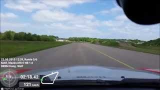 58. ADAC Hanseaten-Slalom, Mazda MX-5, M. Sander