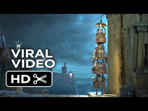 The Boxtrolls VIRAL VIDEO - Cooperation (2014) - Stop-Motion Animated Movie HD