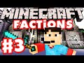 Minecraft Factions Part 3 - First Raid! (Scottland Studios Public Minecraft Factions Server)
