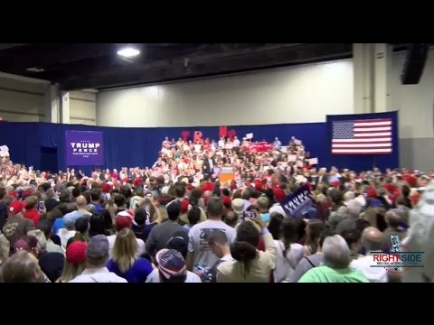Full Event: Donald Trump Rally in Charlotte, NC 10/14/16 *RSB Cameras
