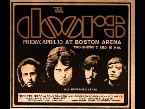The Doors - The Spy - Live In Boston 1970
