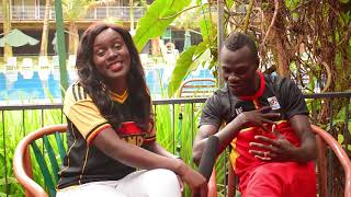 Uganda Cranes footballer Emma Okwi talks about his childhood and how to stay fit.