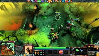 Gameplay DOTA2 para los pibes
