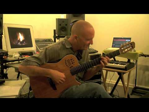Christmas Time is Here - Vince Guaraldi - Rob Michael, Solo Guitar