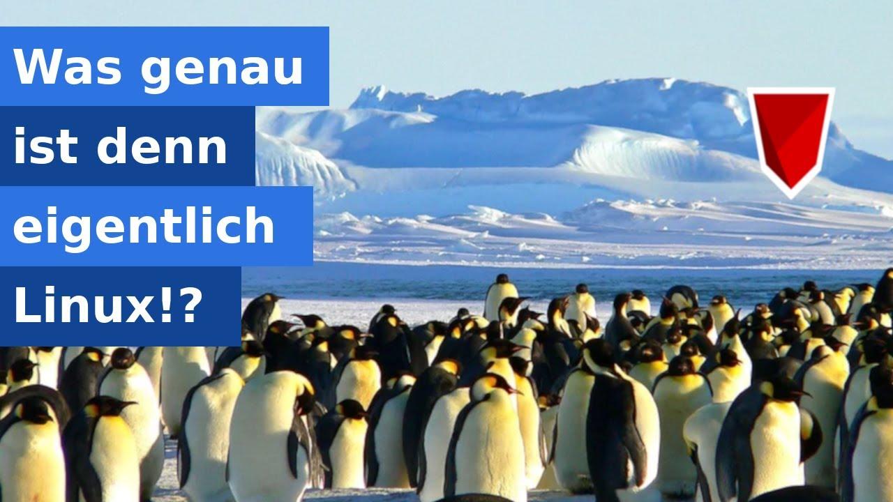 Was ist eigentlich Linux und ist das was für mich?