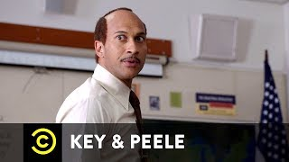 Substitute Teacher Pt. 2 - Key & Peele