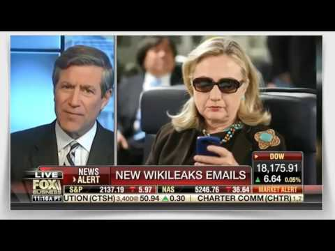 The Intelligence Report OCT 26 16 with Trish Regan , Hillary Clinton Emails