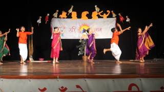 OMM Gudi Padwa 2015 - Dhipadi Dhipang and Gori Gori Mandawa Khali