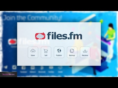 FILES.FM (FFM) - P2P FILE CATALOG AND MARKETPLACE WITH INTELLIGENT SEARCH ENGINE
