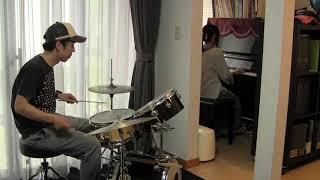 マローブルー 作曲・ピアノ/Satoko Itai ドラム/髙木將雄 http://masaot...