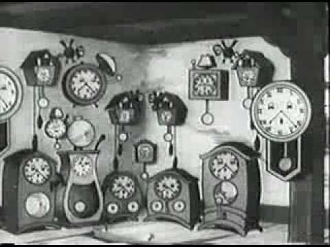 The Clock Store (1931) Walt Disney Symphony Cartoon