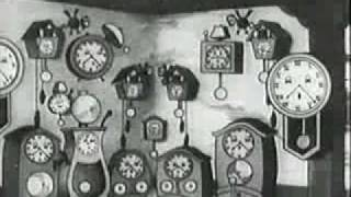 Die Uhr Laden (1931) Walt Disney Symphony Cartoon