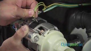 Як замінити циркуляційний насос в посудомийній машині