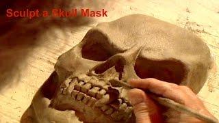 Sculpt a Skull Mask Tutorial