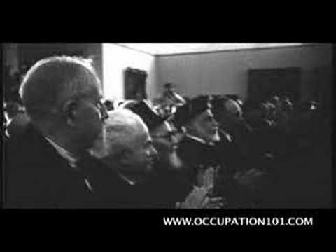 OCCUPATION 101: History of Palestine/Israel