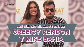Así nació el amor entre Greeicy Rendón y Mike Bahía thumbnail