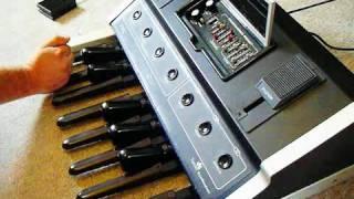 MOOG TAURUS 1 Analog Bass Pedal Synthesizer