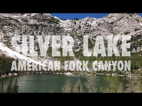 Silver Lake American Fork Canyon Utah