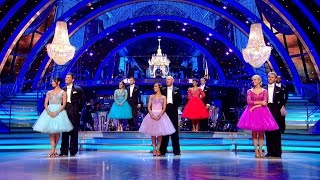 Strictly Quarter-Finalists Dance in the Waltz-a-Thon - Strictly Come Dancing: 2014 - BBC One