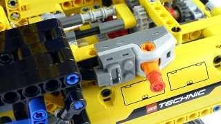 Lego Technic Excavator 42006 + 8293