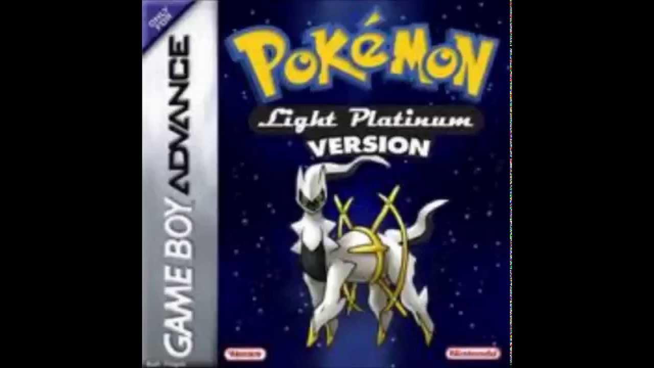 pokemon light platinum rom loveroms