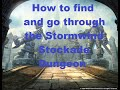 Stormwind Stockade Dungeon and how to get there - World of Warcraft