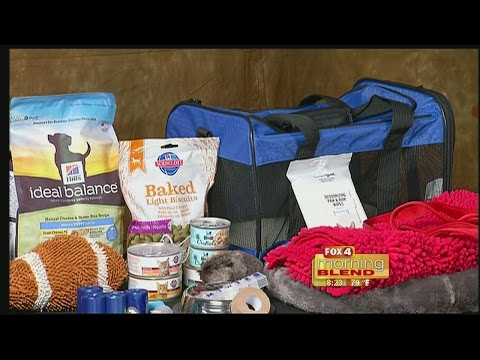 Hill's Pet Nutrition: Protecting pets when disaster strikes 05/14/2015