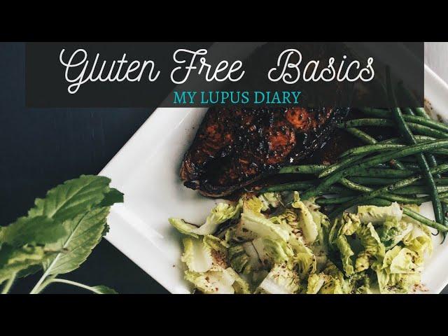 Gluten Free Basics For Beginners| Celiac and Gluten Free diet | GlutenIntolerance |
