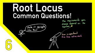 Root Locus Plot: Common Questions and Answers