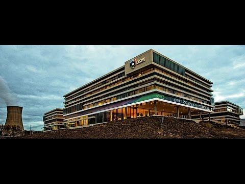 DSM Opening Materials Center Building (English subtitles)