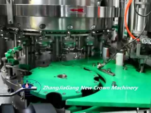 Aluminum Can Beer Canning Machine