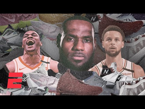 LeBron, Westbrook, Curry And Every NBA Player With A Signature Shoe Line | NBA On ESPN