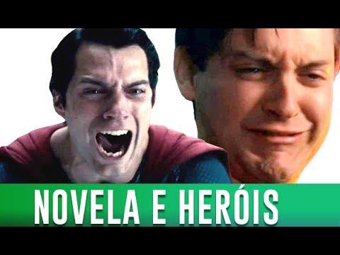 Filmes de super-heróis são como novelas | Segredos do Cinema #23