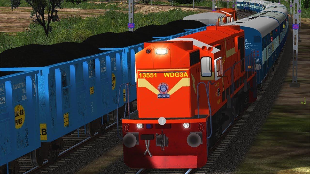 Manmad - Igatpuri Passenger    Manmad Jn    IR MSTS Khandesh Route    MSTS  Indian Railways