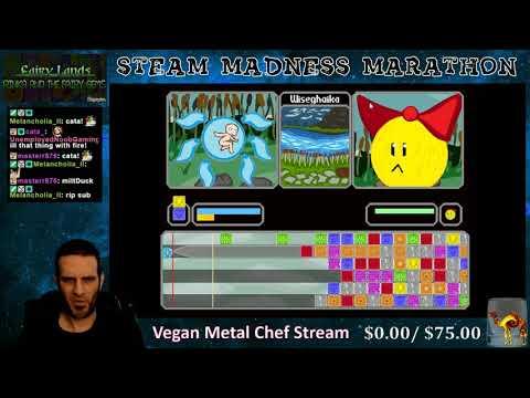 Steam Madness Marathon 49: Fairy Lands: Rinka and the Fairy Gems |