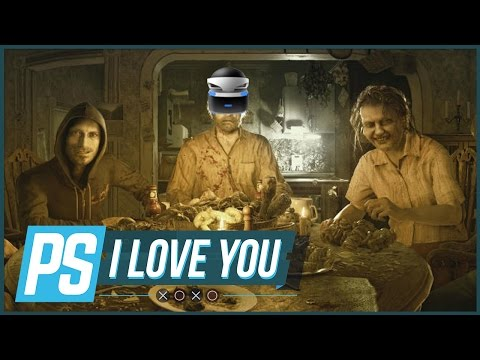 What Resident Evil 7 Means for PlayStation VR – PS I Love You XOXO Ep. 71