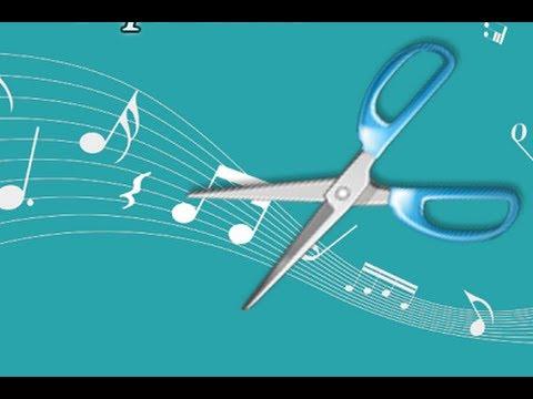 Как обрезать музыку не имея специальной программы?