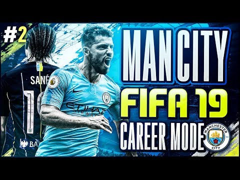FIFA19 Manchester City Career Mode Ep2 -BIG NEW SIGNING!! [ULTIMATE DIFFICULTY]