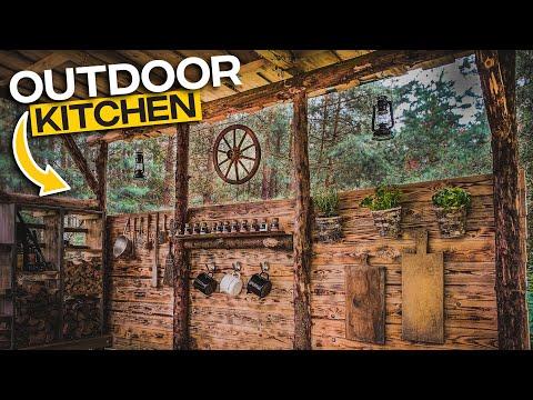 outdoor-kitchen-selber-bauen---rustikale-küchenwand---folge-007---tom-siesing