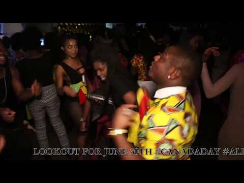 Ghana 59 Independence Party 2016 (Toronto, Canada) Part 1 of 3