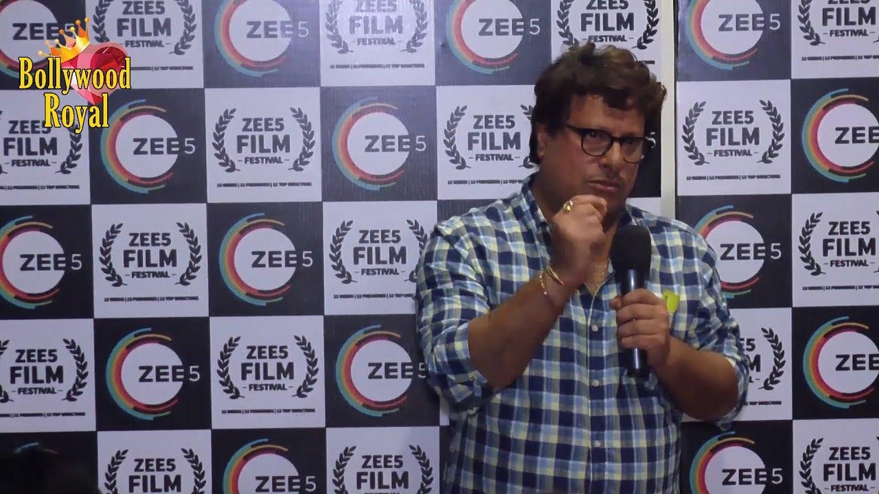 Download Tigmanshu Dhulia & Amit Sadh At The Special Screening Of 'Baarish Aur Chowmein Part-1