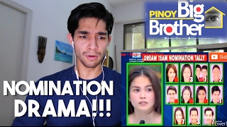PBB 7 Dream Team 2nd Nomination Night Reaction