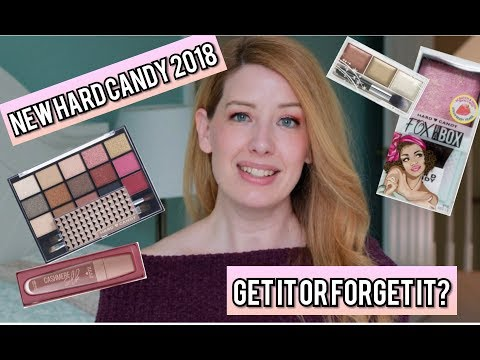NEW Hard Candy 2018 | Get It or Forget It?