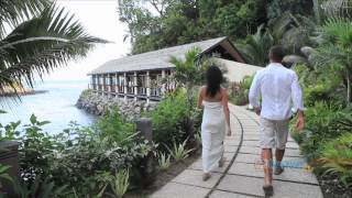 Seabreeze Resort, Samoa Holiday Accommodation 2013, Travel video guide
