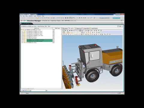 Using Teamcenter for Multi-CAD Management
