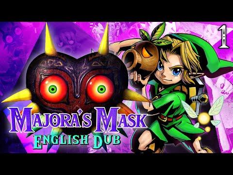 Majora's Mask: 20th Anniversary Tribute - Part 1 (English Dub)