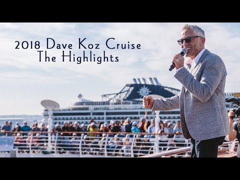 2018 Dave Koz & Friends at Sea Cruise - The Highlights