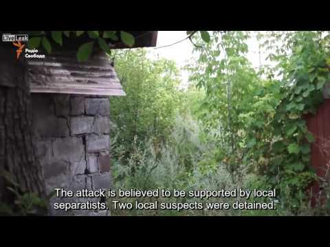 Pertempuran tentara ukraina vs Novorussia di Donetsk