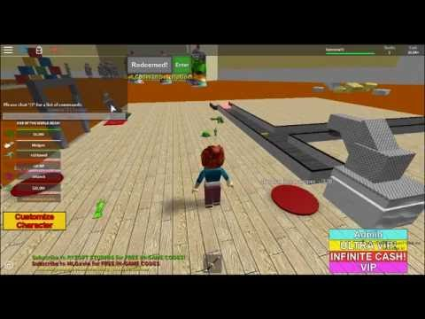 ROBLOX - Toy Factory Tycoon CODES!!!