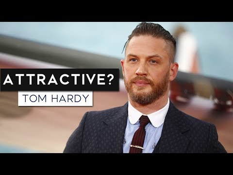 What Makes Tom Hardy SO Attractive? | Tom Hardy Style Guide
